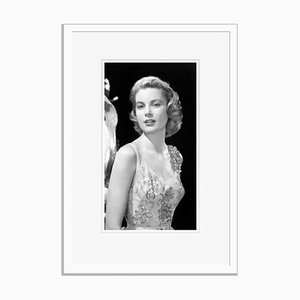 Grace Kelly Archival Pigment Print Framed in White by Everett Collection