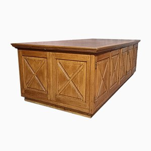 Counter Cabinet or Kitchen Island, 1950s