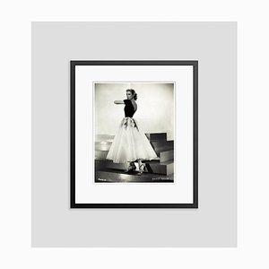 Grace Kelly Archival Pigment Print Framed in Black by Bettmann