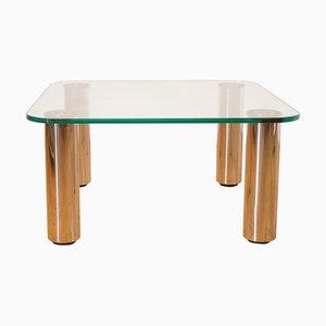 Tavolino da caffè Marcuso di Marco Zanuso per Zanotta, anni '70