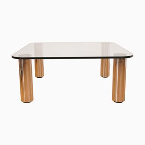 Marcuso Coffee Table by Marco Zanuso for Zanotta, 1970s