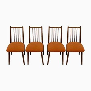 Dining Chairs from Interier Praha, 1960s, Set of 4