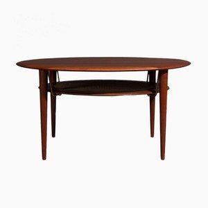 515 Coffee Table by Peter Hvidt & Orla Mølgaard-Nielsen for France & Søn / France & Daverkosen, 1960s