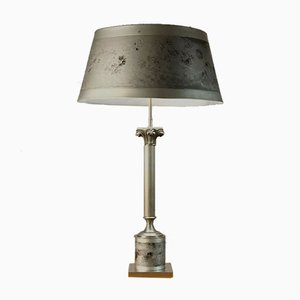 French Table Lamp by Maison Charles, 1970s