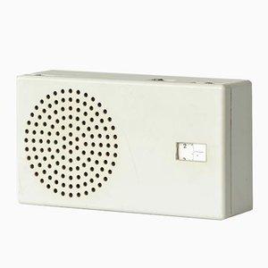 Pocket Radio T4 par Dieter Rams pour Braun, Allemagne, 1959