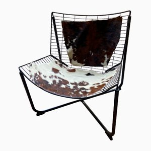 Vintage Jarpen Lounge Chair by Niels Gammelgaard, 1980s