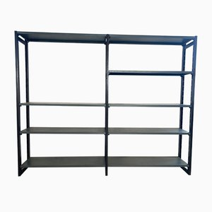 Metal Shelf / Bookcase, 1960s