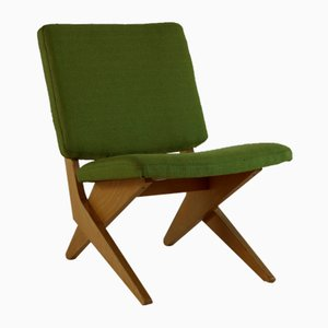 Low Seating Scissor Chair by Jan van Grunsven for UMS Pastoe, 1950s