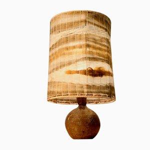 Postmodern Rustic Table Lamp, 1970s