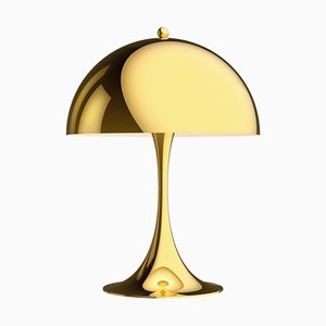 Mini Colored Table Lamp by Verner Panton for Louis Poulsen