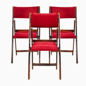 Chaise Pliante avec Tapisserie, 1970s
