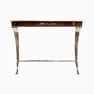 Table Console Vintage en Palissandre, Italie