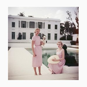 Slim Aarons, CZ and Guest, Limited Estate Print, años 50, 1955