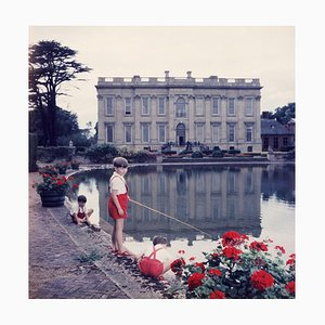 Boy Baron, Slim Aarons, Limited Estate Edition, Giant 1957