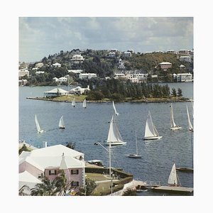 Bermuda View, Limited Estate Stamped, 1957