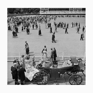 Eton Vs Harrow, Silver Gelatin Fibre Print, Limited Edition, Estate Stamped, 1955