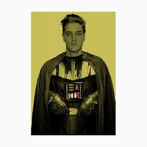 Darthelvis, edición limitada de gran tamaño, Darth Vader Elvis Pop Art, 2020