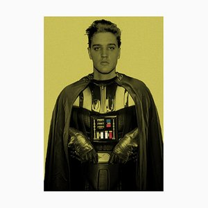 Darthelvis, Oversize Limited Edition, Darth Vader Elvis Pop Art, 2020
