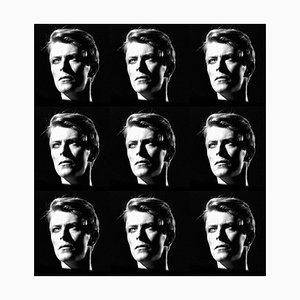 Batik, Armee von Bowie, signierte Oversize Limited Edition, 2021