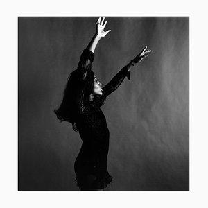 """""""Wave Your Arms"""", Imprimé en Fibre de Gélatine Argenté, Imprimé par la suite"""