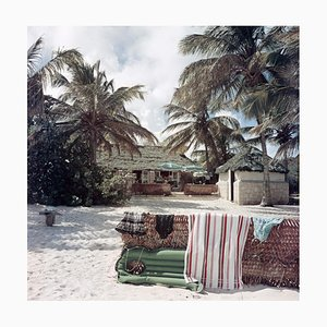 Antigua Beach Club, Limited Estate Stamped, Large, 1960