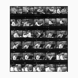 Frames of Frank, Silver Gelatin Fibre Print, 1955, Printed Later