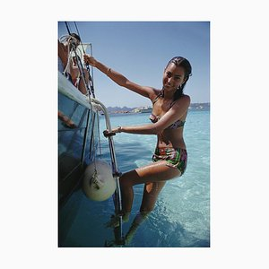Sardinian Holiday, Slim Aarons, Estate Edition, 1967