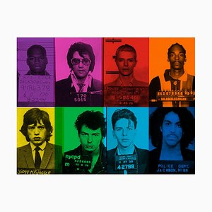 Fun Loving Criminals di Batik, Limited Edition Pop Art, 2020