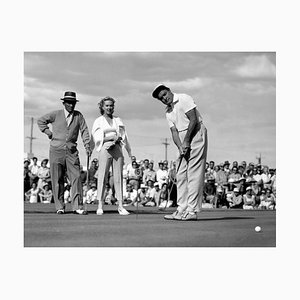 Crosby, Van Doren and Hope, Silver Gelatin Fibre Print, Oversized, 1951