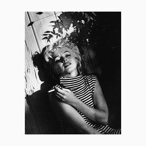 Marilyn Monroe, Silver Gelatin Fibre Print, 1954, Printed Later
