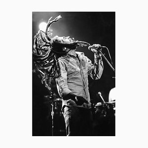Bob Marley, Silver Gelatin Fibre Print, 1979