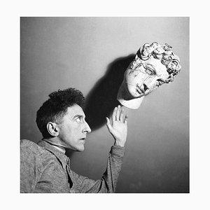Jean Cocteau, Silbergelatine Druck, 1928/1937, Spätere Druckversion
