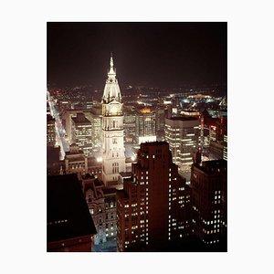 Philadelphia Night Time, Oversize, 1966