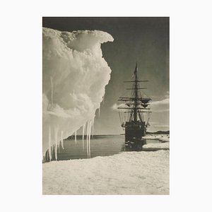 The British Antartic Expedition, 1910