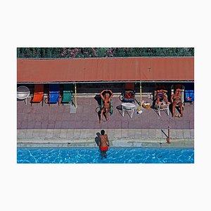 Colorside, Limited Edition Archivierter Pigmentdruck, 1979