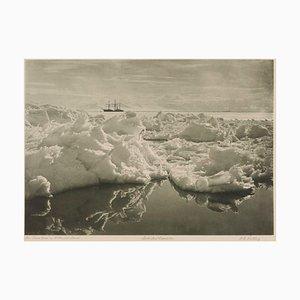 The Terra Nova in Mcmurdo Sound, Fotografie, 1910, später gedruckt