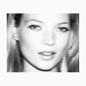Stampa Pop Art Ohh Baby!, Oversize Limited Edition raffigurante Kate Moss, 2020