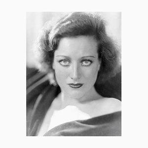 Gorgeous Joan, Oversized Silver Gelatine Faser Druck, 1931, später gedruckt