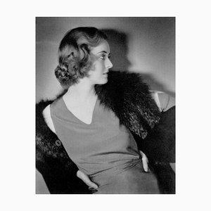 Impresión de fibra de plata y gelatina Bette, 1931, impresa después