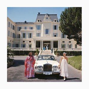 Hotel Du Cap-Eden-Roc, 1976, Limited Estate Stamped, Giant, 2020