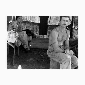 Lumberjack (1939) Druck aus Silbergelatine Faser - Übergroß, Später Bedruckt