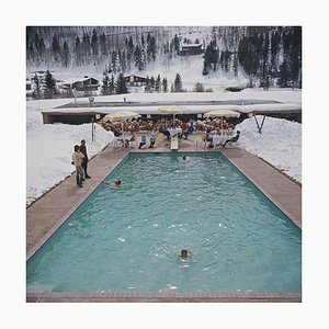 Winter Pool (1964) Limited Estate gestempelt - XL Large 2020