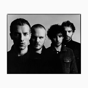 Coldplay - Signed Limited Edition Print, 2020