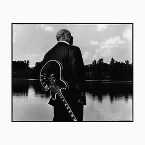 B. B. King - Signed Limited Edition Print, 2020