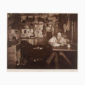Captain Scott Writing, 1910-13, 2020