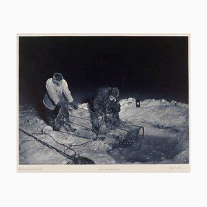 Schleuse die Fischfalle (1910-13), 2020