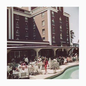 Colony Hotel, 1961, Limited Estate Stamped, XL Large 2020