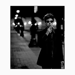 Ian Mcculloch Echo & the Bunnymen, Oversize Signed Limited Edition Print, 2020