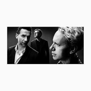 Depeche Mode - Signed Limited Edition Print, 2020