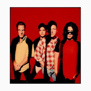 Pixies, signierter Oversize Druck in limitierter Auflage, 1990, 2020